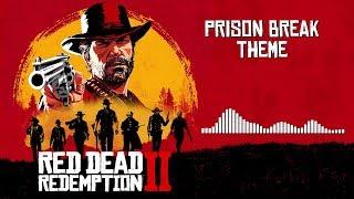 Red Dead Redemption 2 Official Soundtrack - Prison Break Theme | HD (With Visualizer) Video