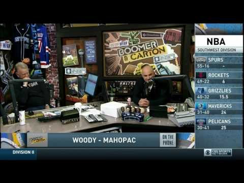 Boomer and Carton  Sour Shoes calls in