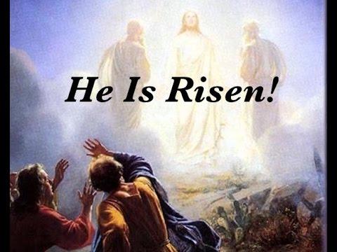 I Serve a Risen Saviour - He Lives