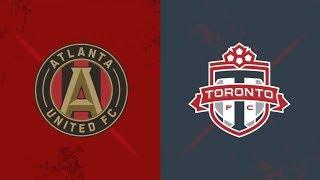 MATCH HIGHLIGHTS   Toronto FC at Atlanta United FC – 10/30/19