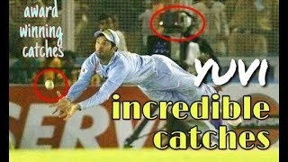 Yuvraj Singh the real hero's best catches in international cricket