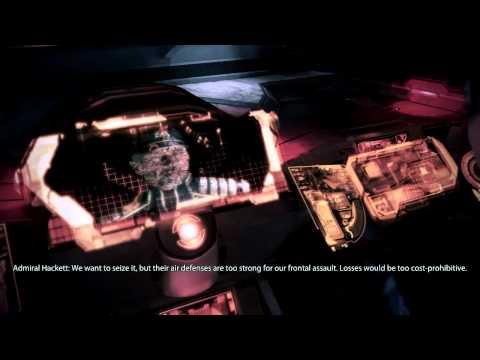 Mass Effect 3: Part 59 - 'N7: Cerberus Fighter Base'