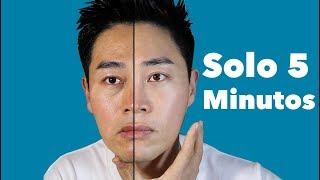 Quita las arrugas de tu boca en solo 5 minutos l Masaje coreano