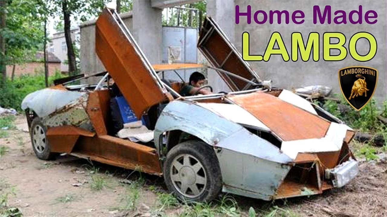 Amazing Homemade Inventions #1 - YouTube