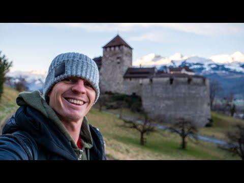 Is LIECHTENSTEIN Worth Visiting? - Europe's Fourth Smallest Country!