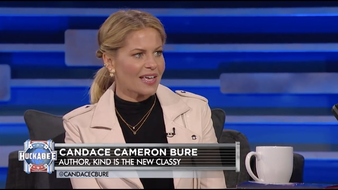 Candace Cameron Bure Proves That Kind Is The New Classy