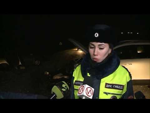На трассе Новый Уренгой – Коротчаево в ДТП погибла женщина