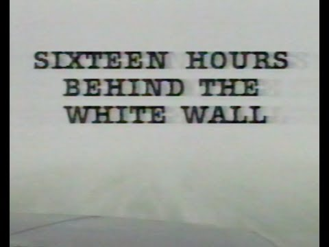 16 Hours Behind The White Wall / North Dakota - Minnesota Blizzard of 1984