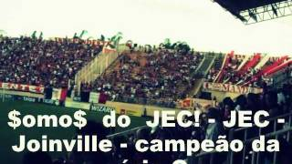JEC - Joinville - $omo$  do  JEC!