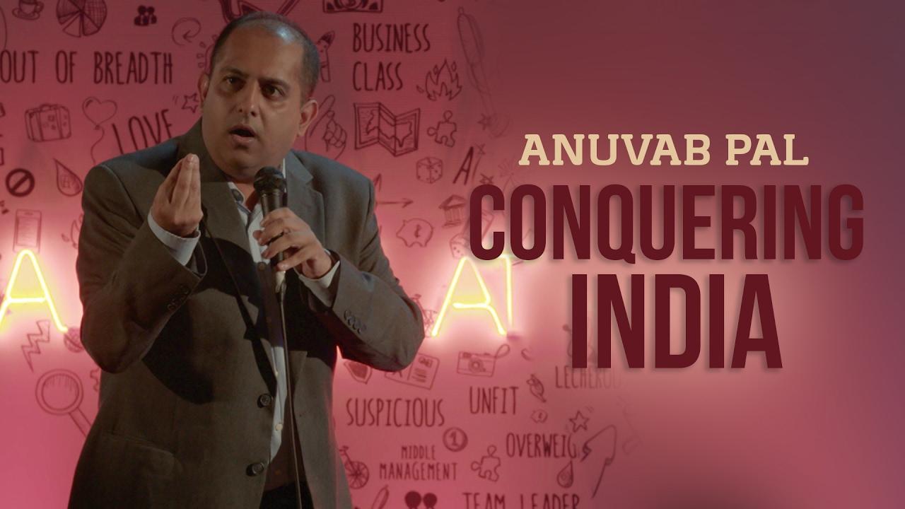 Anuvab Pal- Alive At 40
