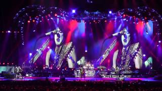 Kiss - 14.06.2013 Prague, Czech Republic - complete recording in full HD quality