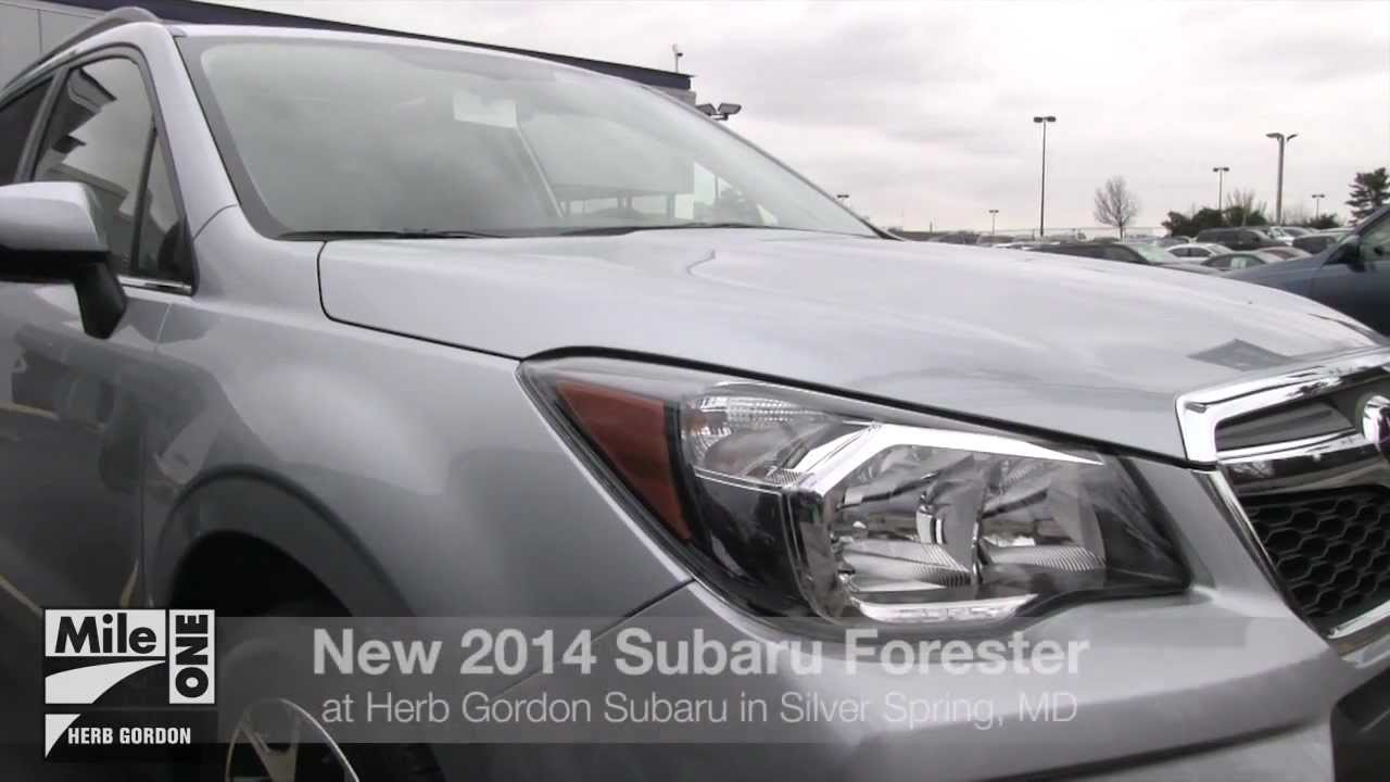 New Subaru Forester Video Tour At Silver Spring MD Subaru - Subaru dealership maryland
