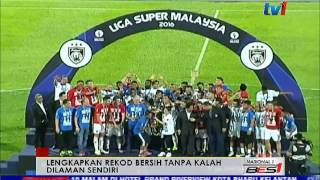 Video LIGA SUPER 2016- JDT BELASAH T-TEAM 5-1 [25 SEPT 2016] download MP3, 3GP, MP4, WEBM, AVI, FLV Oktober 2018
