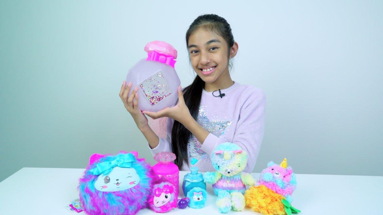 Unboxing Mainan Anak Pikmi Pops Cheeki Puffs Seri 5 & Pikmi Pops Pikmi Flip Lucu-lucu Banget