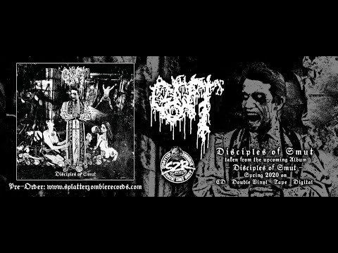 GUT - Disciples Of Smut (Official Audio)