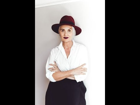 Women Over 50 Look's Collection. Incredibly Stylish Jackie Burger's Outfits.