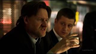 Джим Гордон и Харви Буллок. Начало сериала   Готэм (1 сезон)