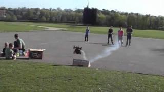 Rc cars big air jumps! - x nitro rc - 2011