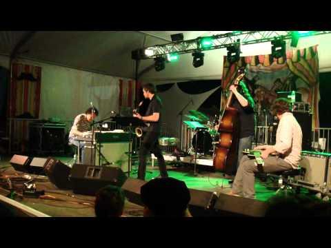 Jacob Fred Jazz Odyssey w/ Skerik   @HSMF 2011