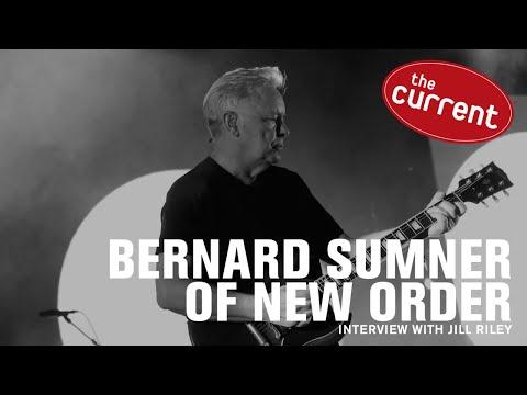 Interview with Bernard Sumner of New Order