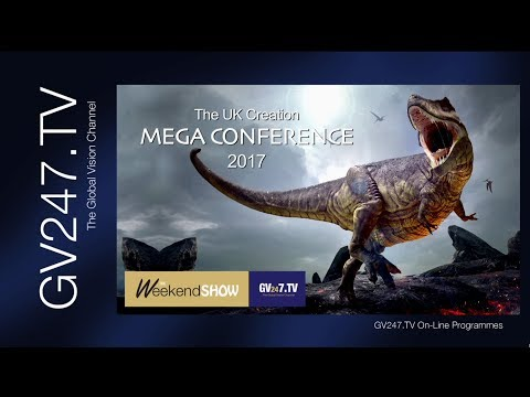 The Weekend Show Ep24 (AiG Mega Conference)