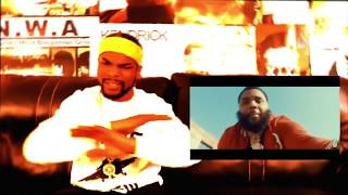 He gone What A Kardashian?! Kevin Gates - Change Lanes Reaction/Review