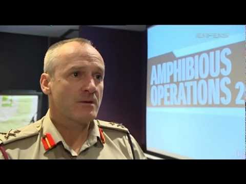 Royal Marines: the future of the force 26.09.12