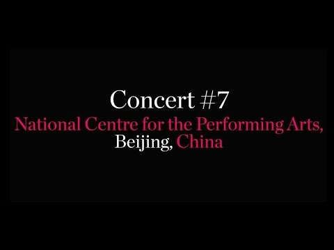 2016 AYO Tour - National Centre for the Performing Arts, Beijing