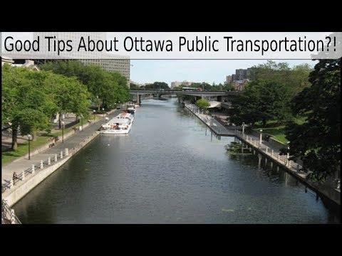 Good Tips About Transportation System  In Ottawa Ontario? Marijuana Talk!
