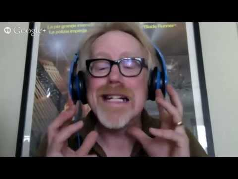 Q&A With Adam Savage and Will Smith (not that one)