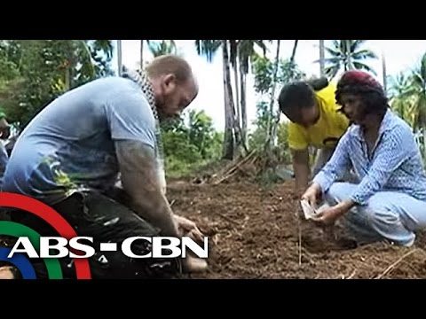 Bandila: American volunteer teaches organic farming in Dipolog
