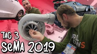 Las Vegas SEMA 2019 - Day 3 - It's off to the show! | Philipp Kaess |