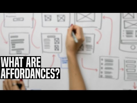 [IxD Series] What Are Affordances?