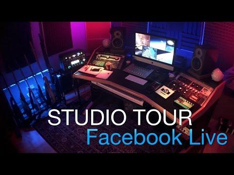 Home Recording Studio Tour