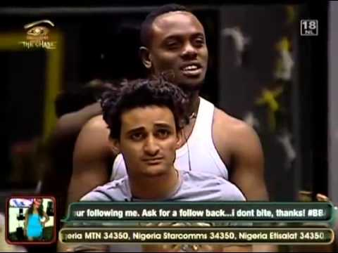 Bimp breaks it down- Big Brother Africa The Chase