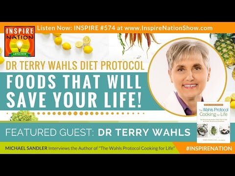 🌟DR TERRY WAHLS Diet Protocol: Foods That'll Save Your Life from Autoimmune Disease & MS | Ted Talk