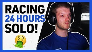 Attempting the Le Mans 24 Hours Solo!?