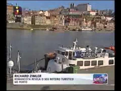 TVI | Richard Zimler apresenta os seus locais favoritos no Porto