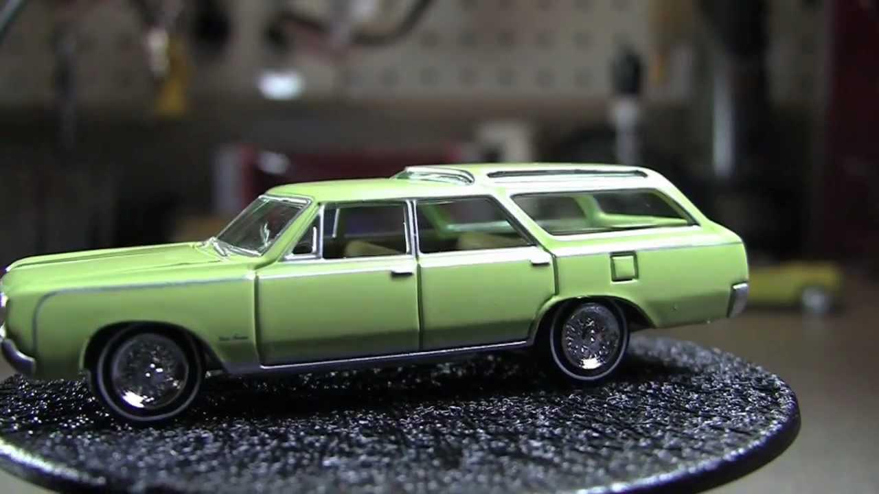 Johnny Lightning 1964 Oldsmobile Vista Cruiser Wagon ...