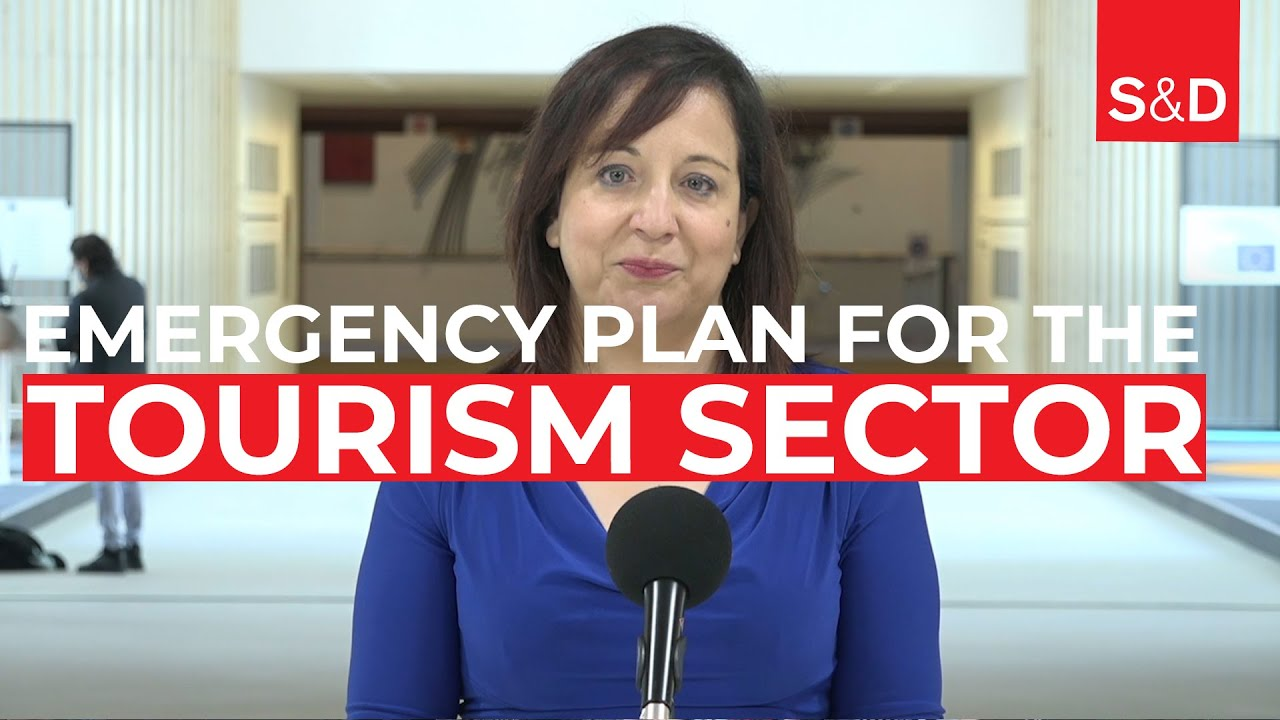 S&D President Iratxe Garcia on helping post-Covid tourism sector