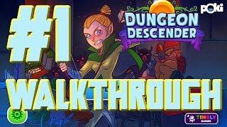 Ew, Nasty Sewer! Dungeon Descender Walkthrough Episode 01