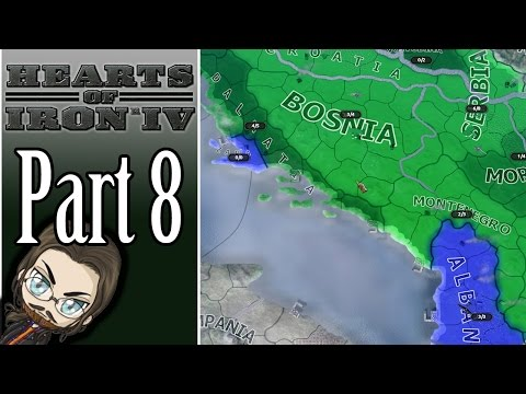 Taking it to Iraq! - Hearts of Iron 4 Multiplayer - Part 8