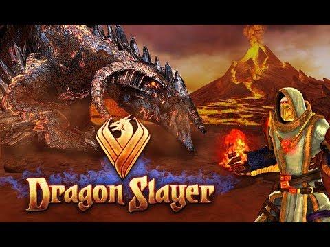 Dragon Slayer Gameplay Обзор Первый взгляд Летсплей (Android,APK,iOS)