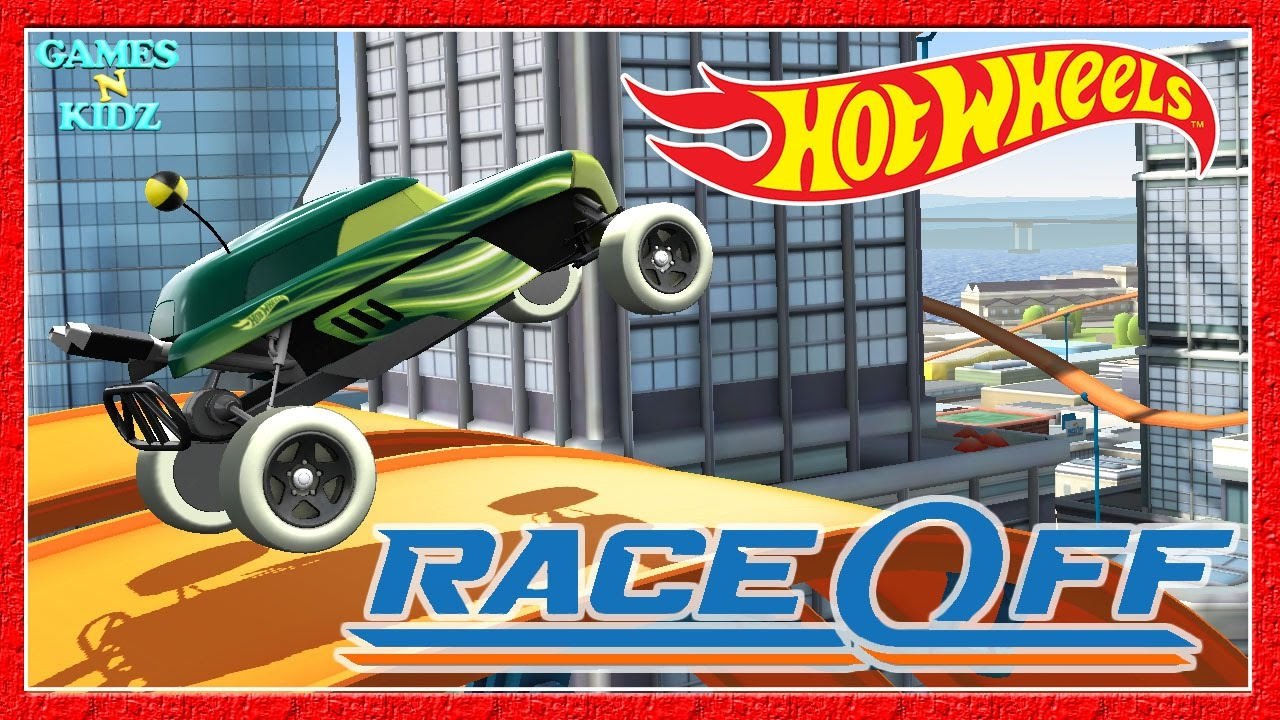 hot wheels race off vehicles for kids racing car games for kids