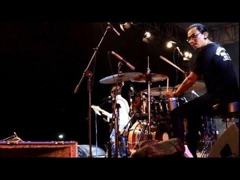 Tony Q Rastafara - Republik Sulap (Drum cam)