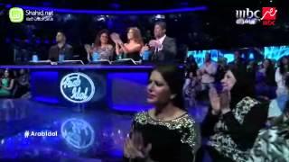 Arab Idol - إليسا- حب كل حياتي- الحلقات المباشرة