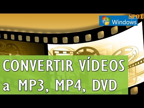 Convertir Vídeos De Internet O Tu PC A MP3, MP4, DVD, MKV