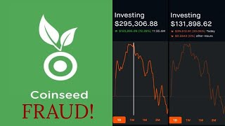 Coinseed FRAUD? New York AG Shuts Down Crypto Exchange -- Cryptocurrency News 2021