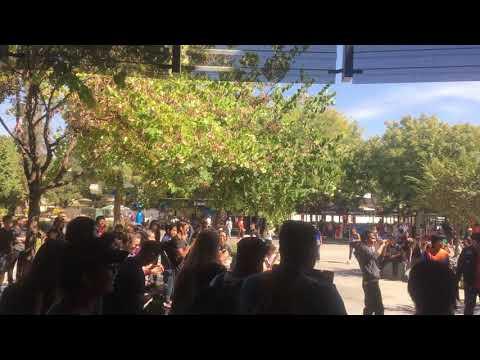 Goku Scream : California State University, Fresno