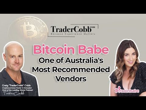 Bitcoin Babe - One Of Australia's Most Recommended Vendors
